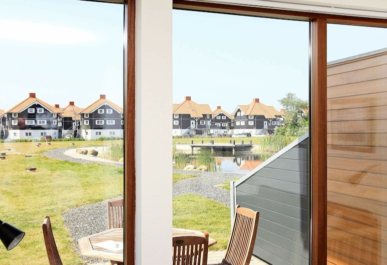 Spacious Apartment in Bogense Denmark With Barbecue, Bogense, Balcony