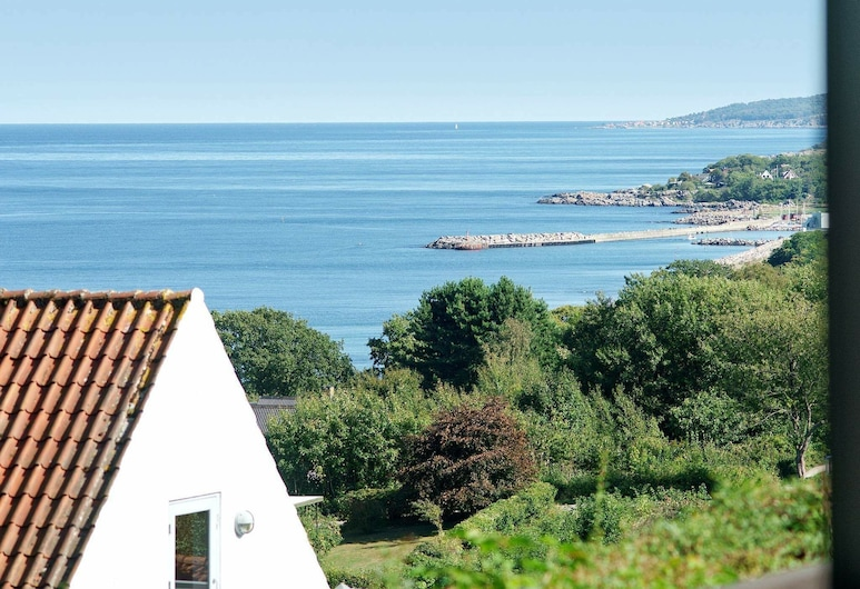 Stylish Apartment in Bornholm With Terrace, Allinge, Exterior
