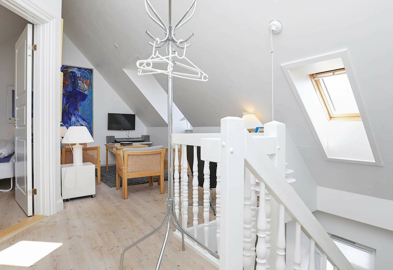 Luring Holiday Home in Skagen With Terrace, Skagen, 客廳
