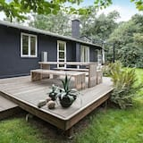 Stunning Holiday Home in Fårevejle Near Beach