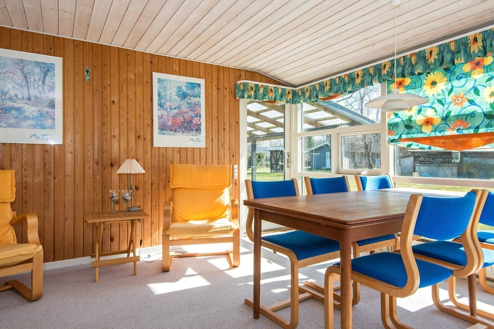 Heritage Cottage in Glesborg With Play Area