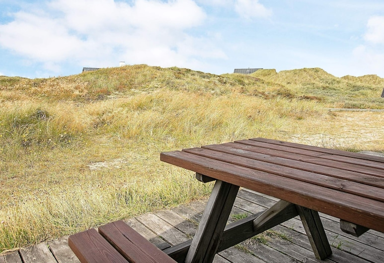 Quaint Holiday Home With Naturalistic Views in Ringkøbing, Ringkøbing, Balkon