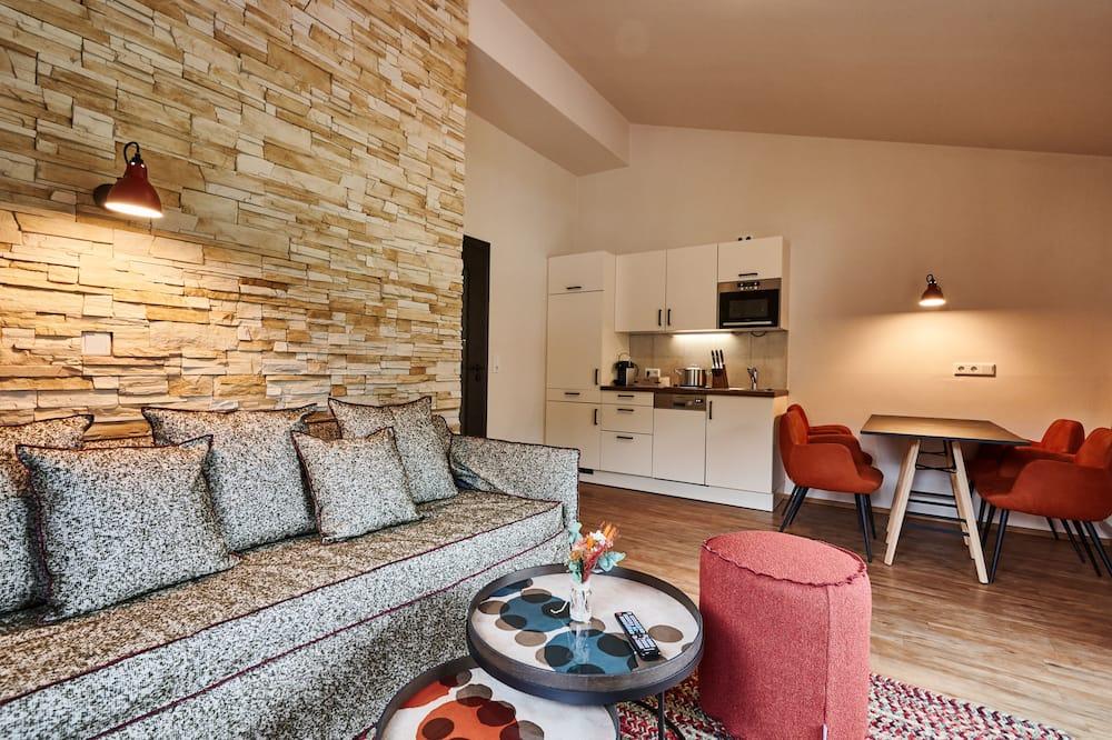 Apartamento (B3) - Área de Estar