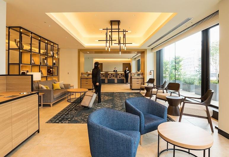 JR-EAST HOTEL METS YOKOHAMA SAKURAGICHO, 橫濱, 櫃台