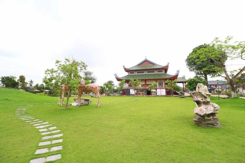 Villa familiare (A3) - Vista giardino