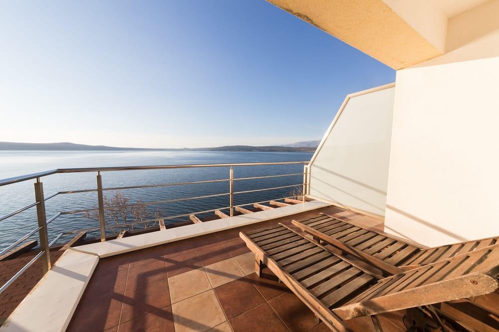 Apartamento Deluxe - Terraço/Pátio Interior
