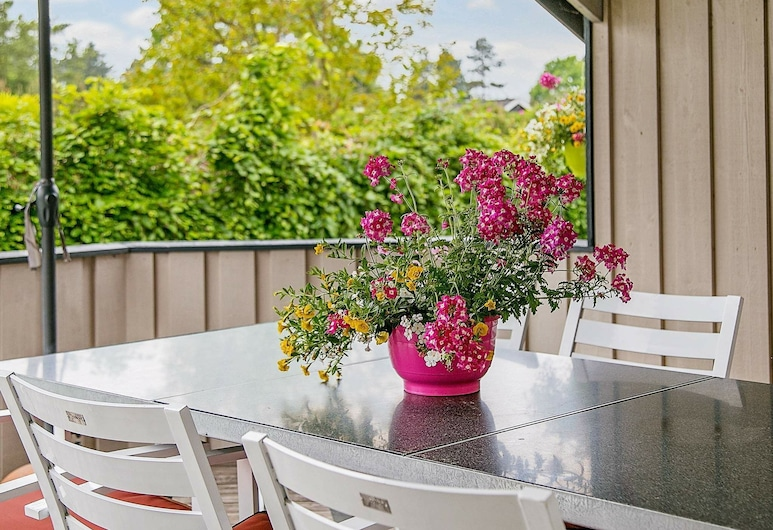 Comfortable Holiday Home in Gørlev With Sauna, Gørlev, Balcony