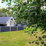 Spacious Holiday Home in Oksbøl With Private Whirlpool