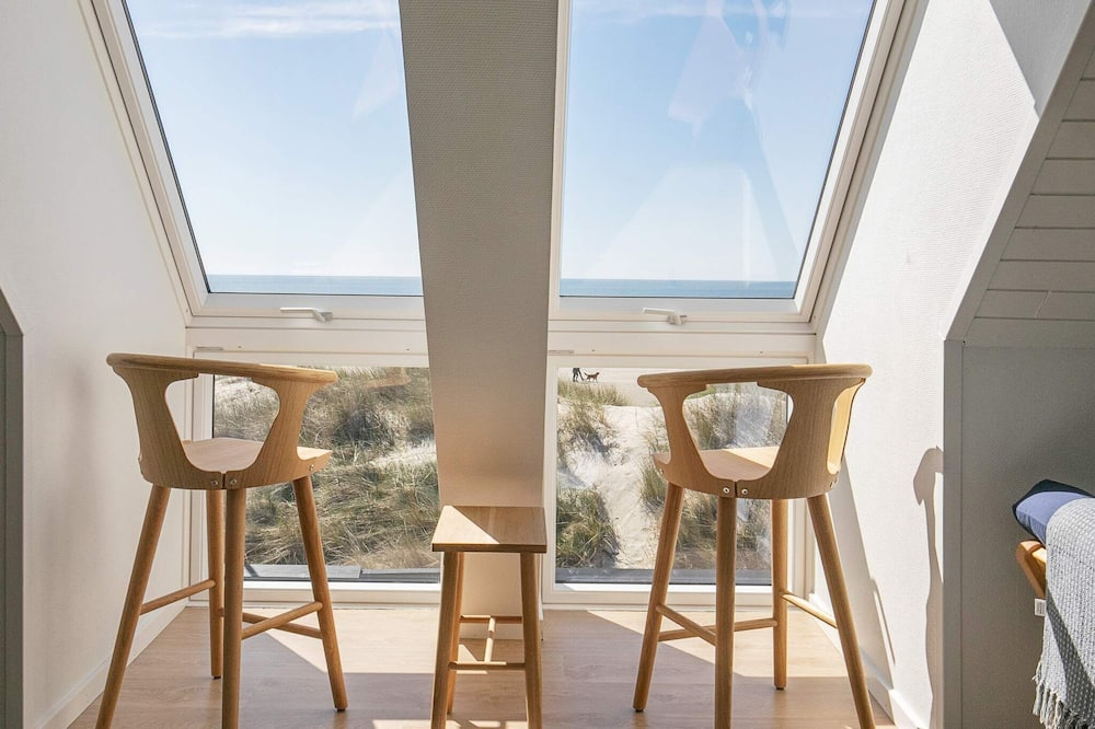 Arresting Holiday Home in Blåvand Near Sea