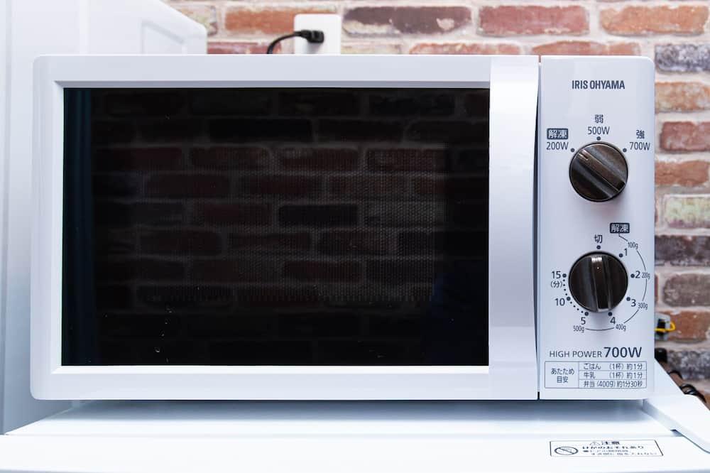 House - Microwave