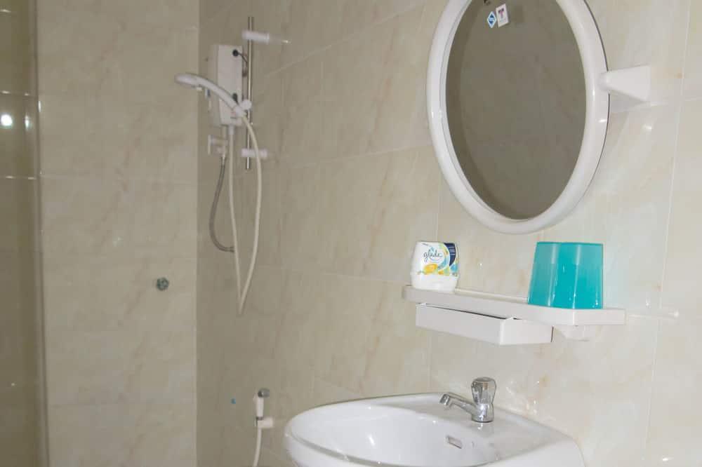 豪華雙人房, 1 張加大雙人床, 私人浴室 - 浴室