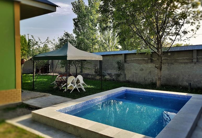 Mountain View Enjoy Great Service at Piece of Heaven, Gabala, Pool