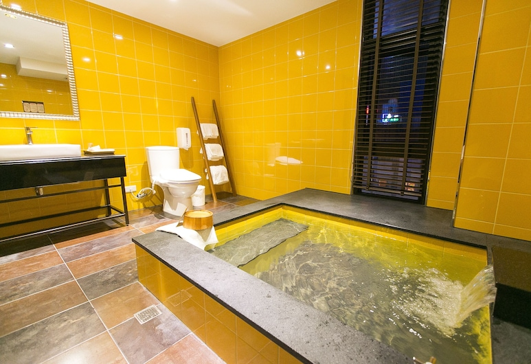 58 hotspring hotel, Jiaoxi, Superior Room, Guest Room
