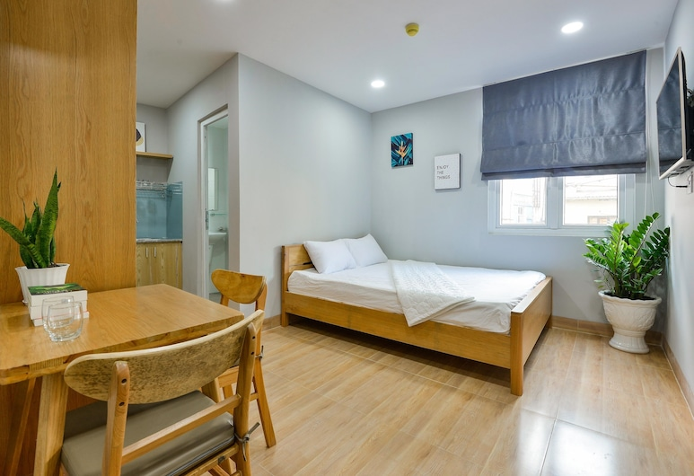 YOUR HOME Serviced Apartments, Ho Chi Minh City, Studio (WW), Salon