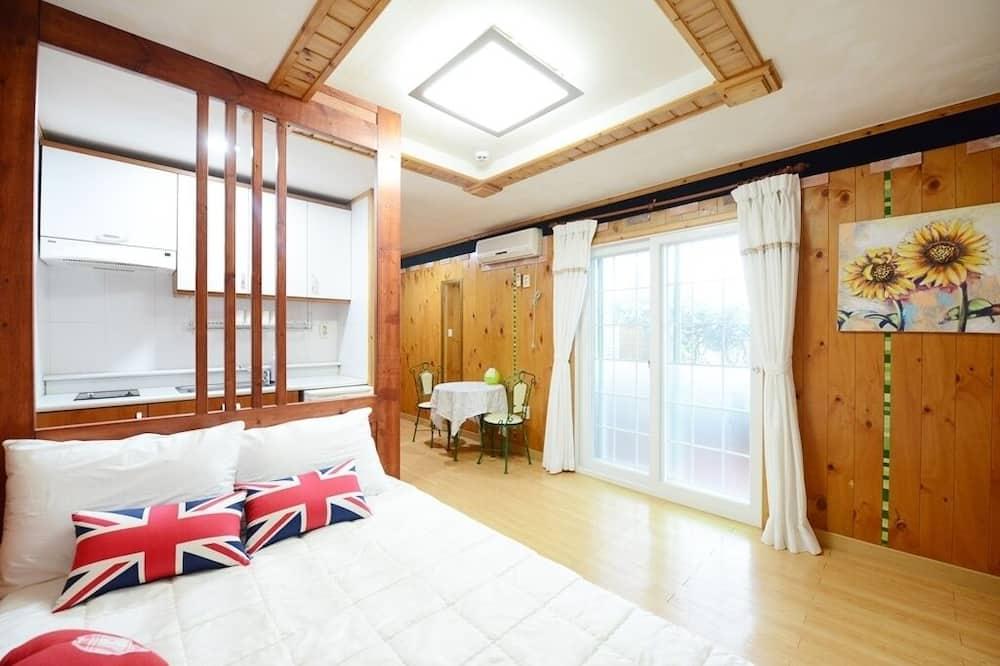 Семейный коттедж (1st floor) - Зона гостиной