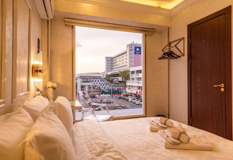 AC Residence, Kota Kinabalu, Dvojlôžková izba typu City (AC 9), Hosťovská izba