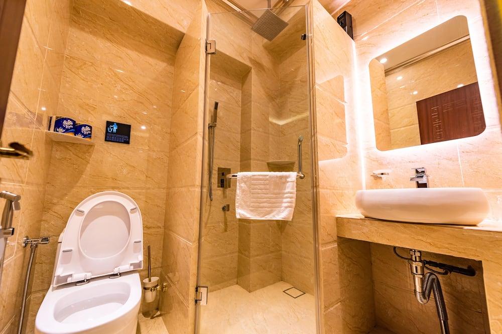 Dvojlôžková izba typu Deluxe (AC 1) - Kúpeľňa