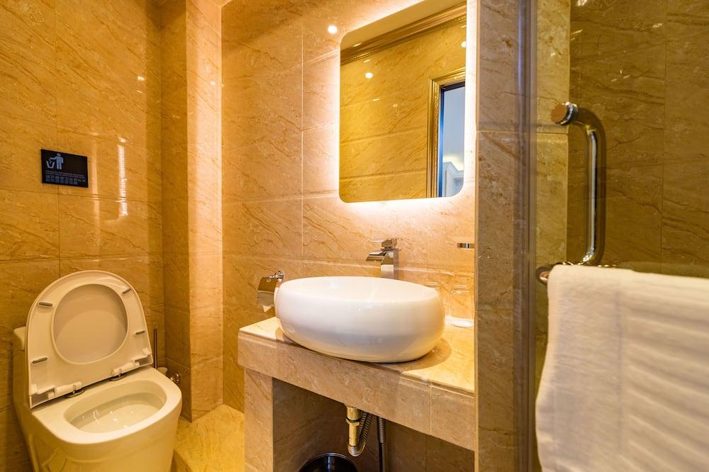 Dvojlôžková izba typu City (AC 9) - Kúpeľňa