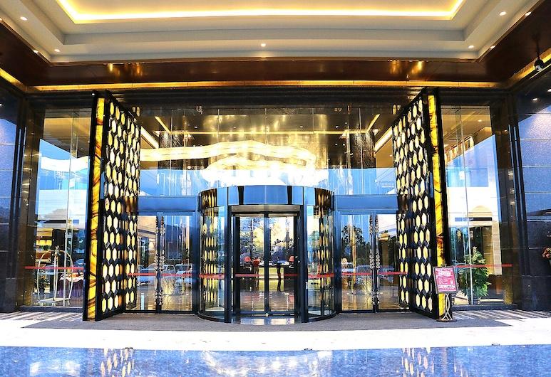 Guangzhou Tongyu International Hotel, Guangzhou, Fachada do Hotel - Tarde/Noite