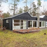 Cozy Holiday Home in Glesborg With Sauna