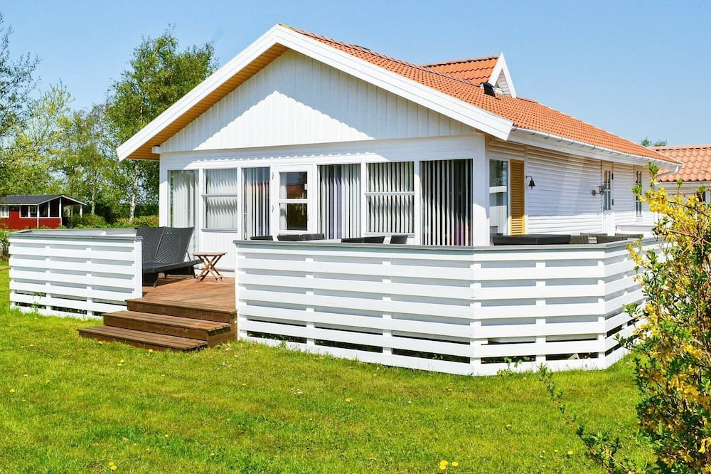 Tranquil Holiday Home in Funen With Barbecue
