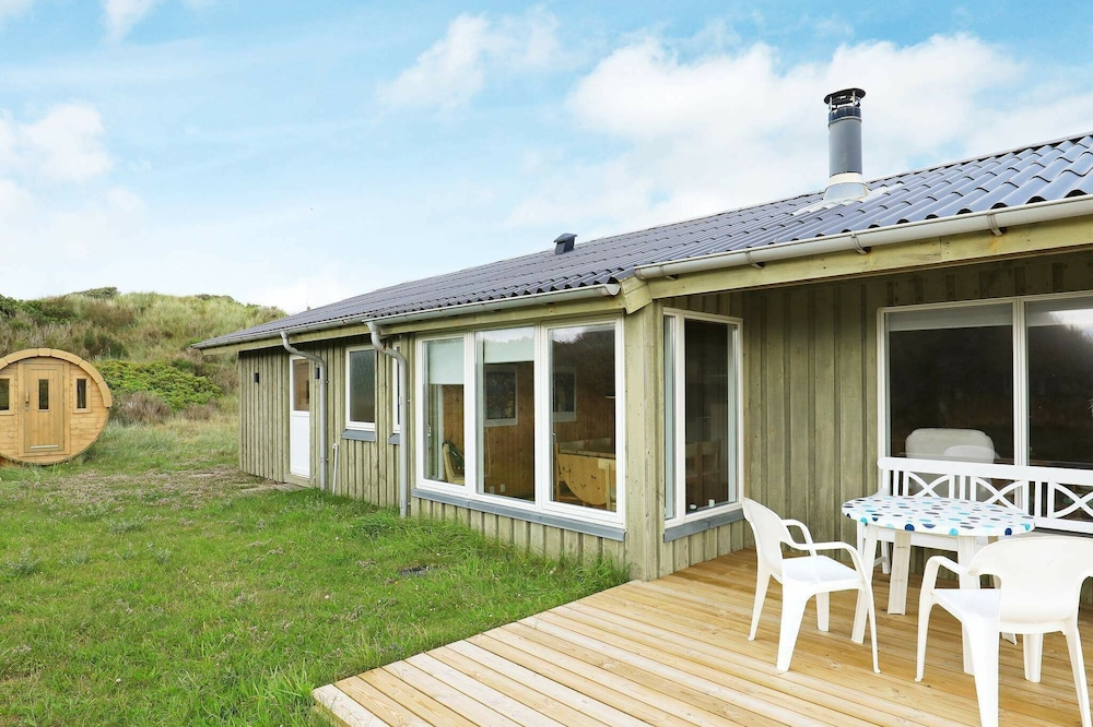 Classic Holiday Home in Jutland With Sauna