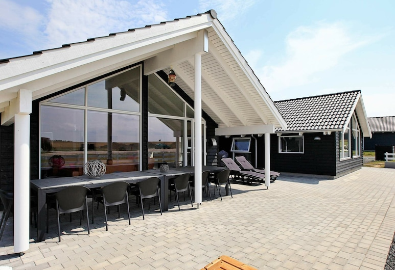Luxurious Holiday Home in Bogense With Swimming Pool, Bogense, Balkon