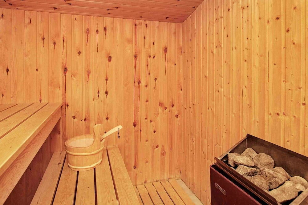 Picturesque Holiday Home in Blavand With Sauna