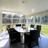 Modern Holiday Home Near Jerup With Terrace