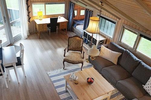 Luxurious Holiday Home In Juelsminde With Sauna (Horsens, Denmark), Horsens Hotel Discounts | Hotels.com