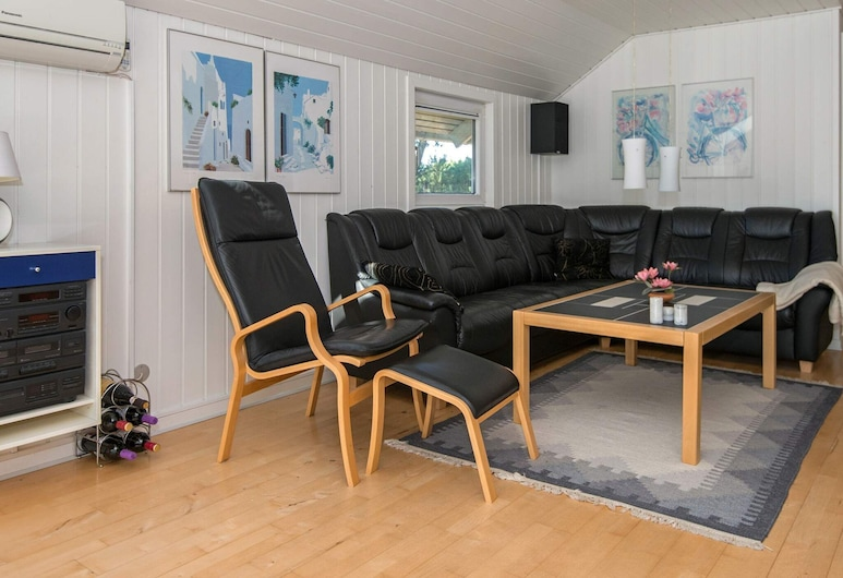 Fabulous Holiday Home in Nørre Nebel With Sauna, Norre Nebel, Salon
