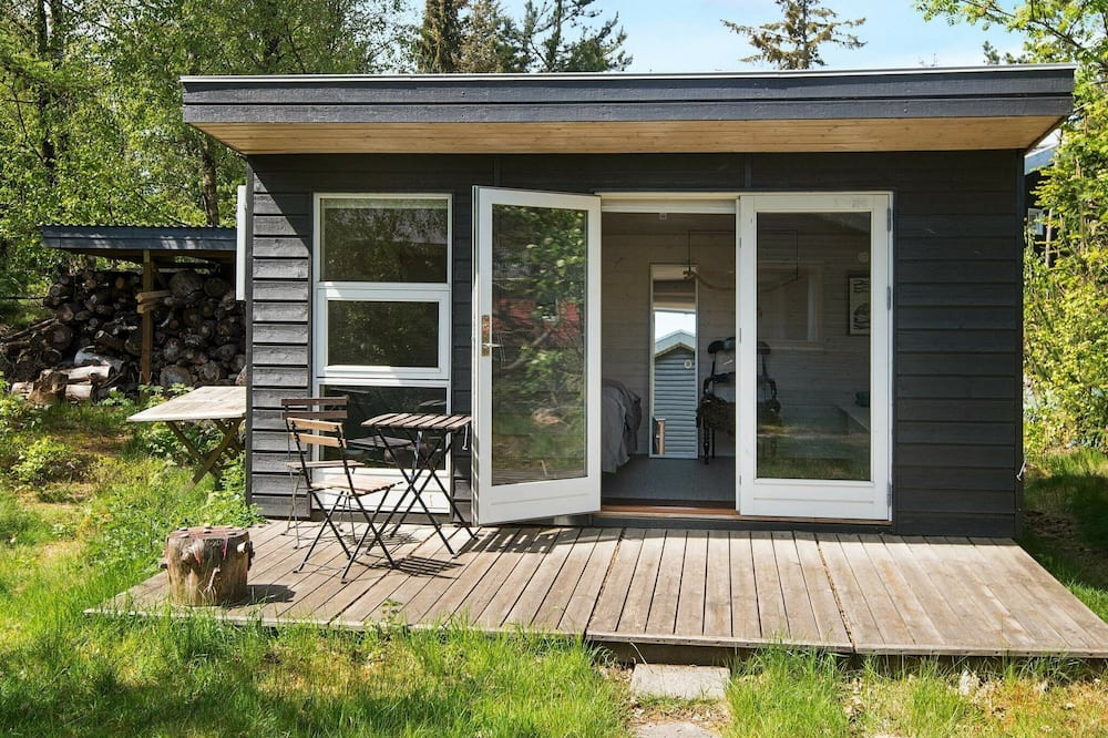 Cosy Holiday Home in Hemmet With Stereo Unit