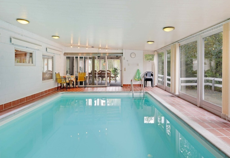 Exotic Holiday Home in Hemmet With Private Pool, Hemmet, Piscina