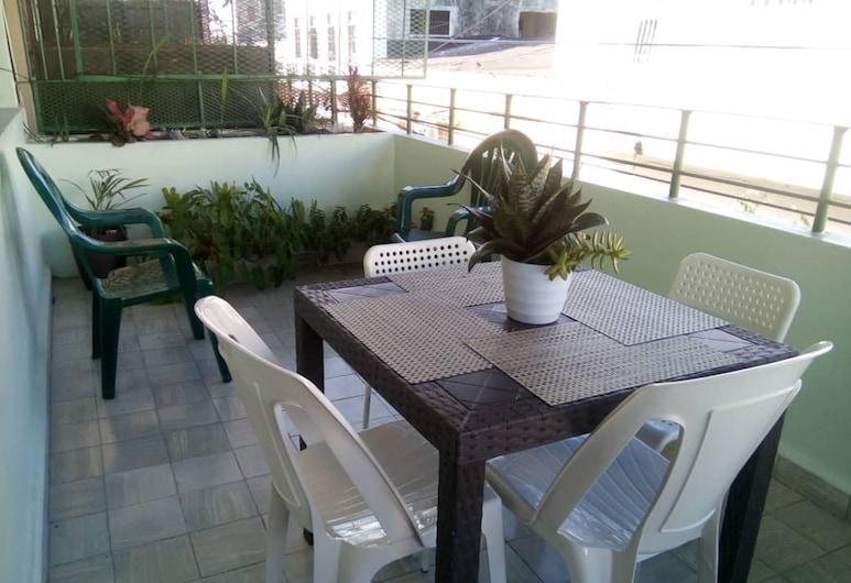 Hostal Arboleda, Colonial Zone, Santo Domingo, Santo Domingo , Balkon