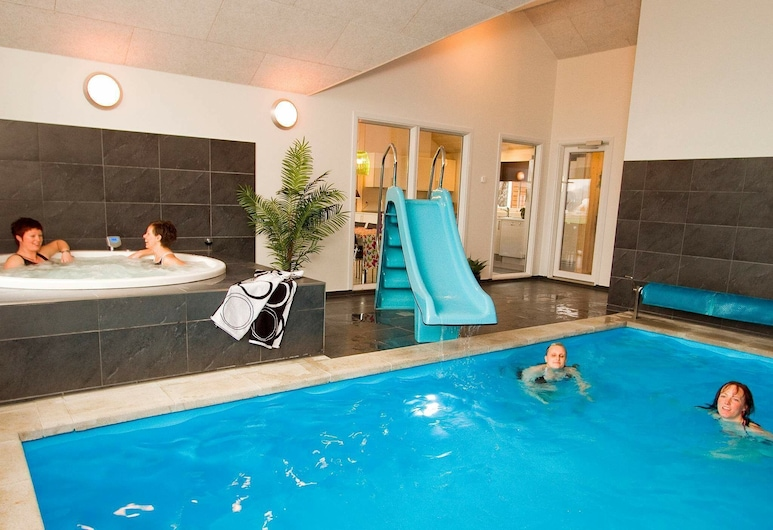 Quaint Holiday Home in Nordborg With Private Pool and Sauna, Нордборг, Бассейн