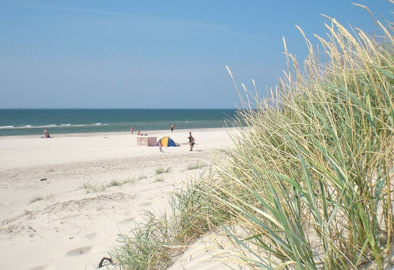 Furnished Holiday Home in Blåvand Denmark With Sauna, Blavand, Playa