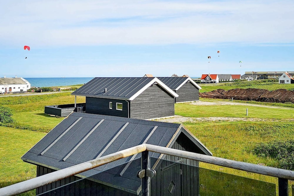 Contemporary Holiday Home in Lokken With Ocean Views