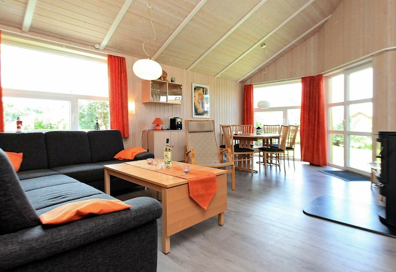5 Star Holiday Home in Otterndorf, Otterndorf, Living Room