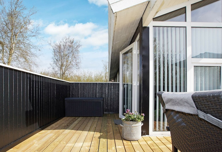 Picturesque Holiday Home in Hemmet With Sauna, Hemmet, Balcony