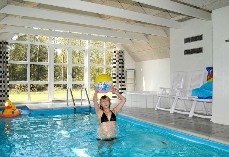 Charming Holiday Home in Nørre Nebel With Swimming Pool, Norre Nebel, House, Pool