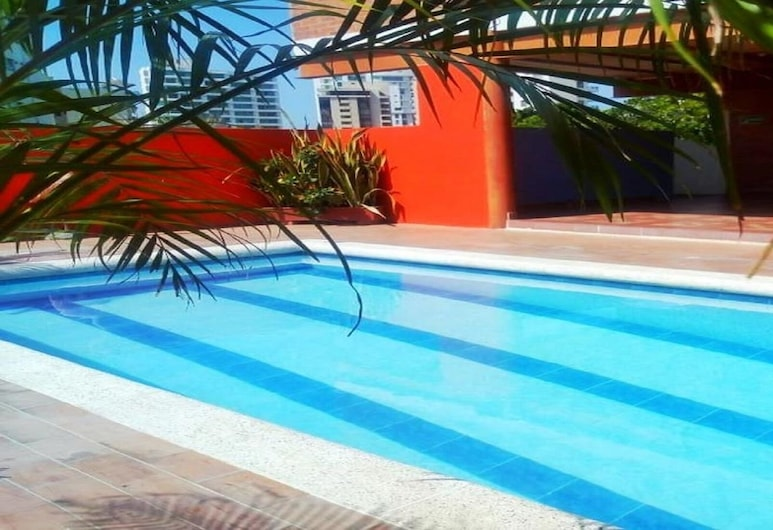 The Accommodation is Located in Santa Marta Rodadero, Santa Marta