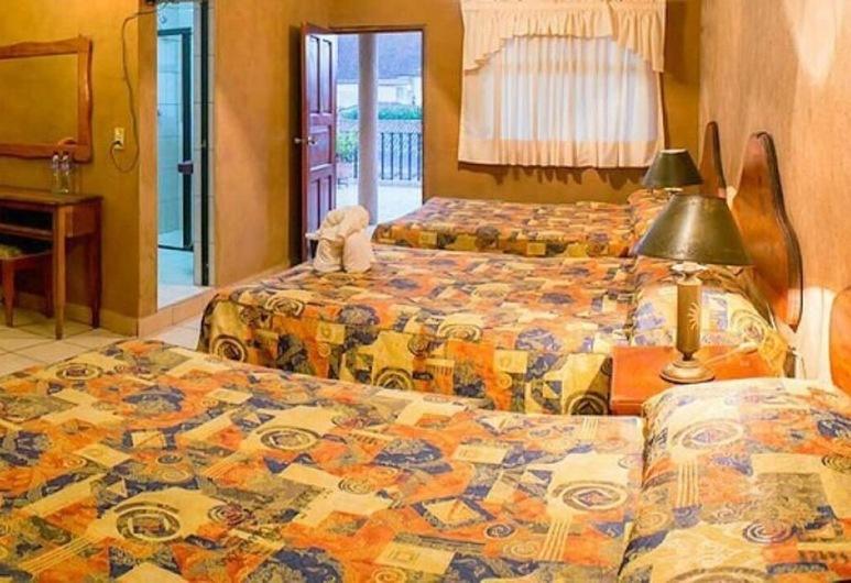 Hotel Posada San Alejandro, 파츠쿠아로