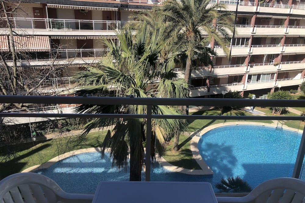 Apartment, 1 Bedroom, Pool View - Imej Utama