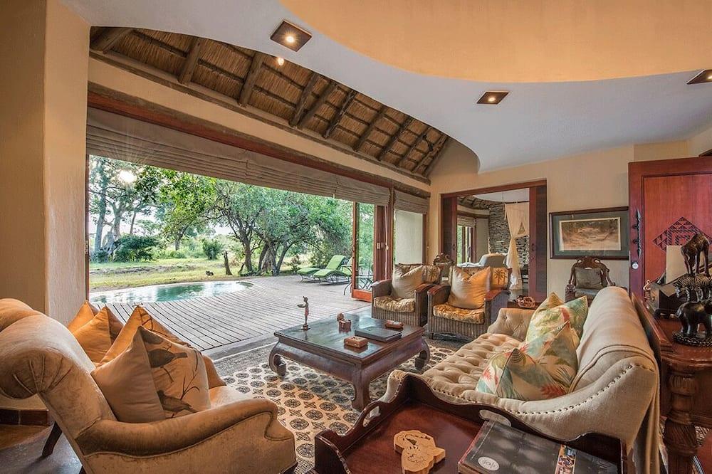 Villa – luxury - Oppholdsområde