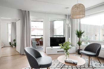 Image de SleepWell Apartments Kalasatama à Helsinki