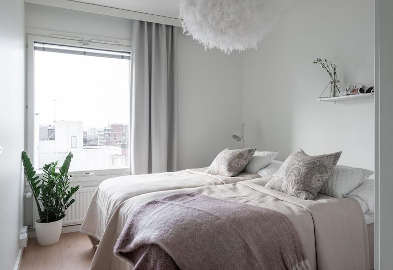 SleepWell Apartments Pasila, Helsinki, Apartament, 1 sypialnia, Pokój