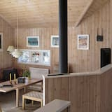 Quaint Holiday Home in Aakirkeby With Stream Nearby