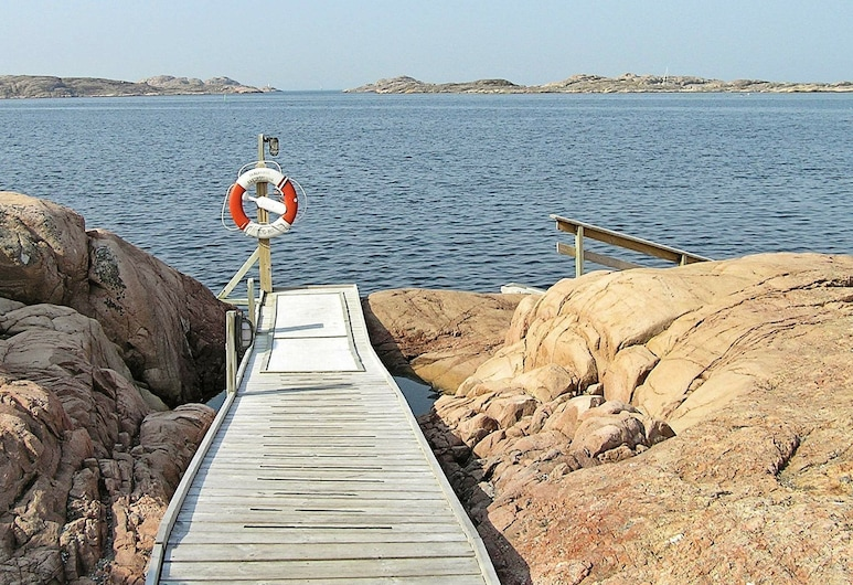 5 Person Holiday Home in Lysekil, Lysekil, Beach