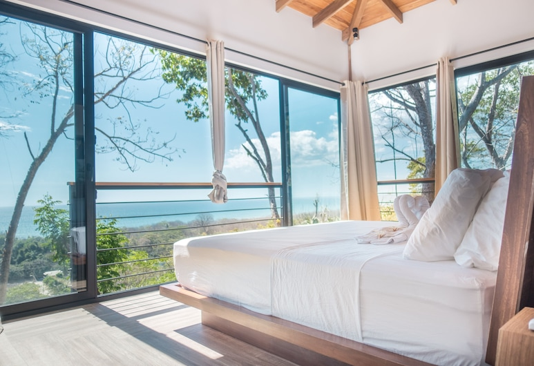 Selva Resort, Cóbano, Vila Ebony, Habitación