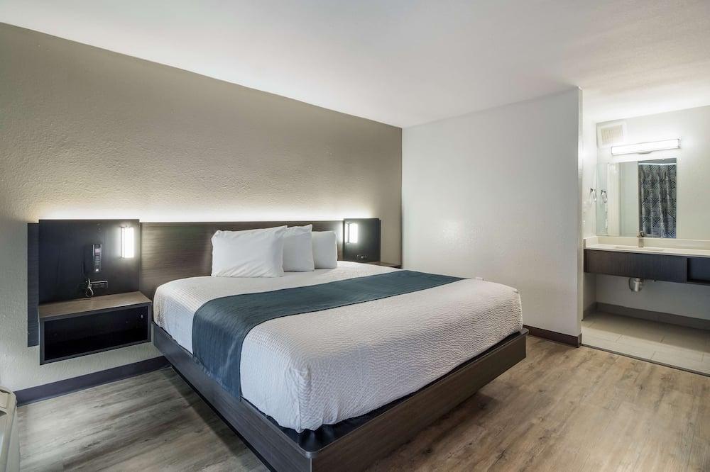 豪華客房, 1 張特大雙人床, 無障礙, 非吸煙房 - 客房